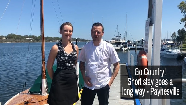 Paynesville - Short stay goes a long way