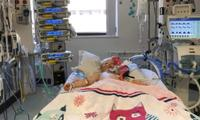 Girl battles Kawasaki-like disease after COVID-19