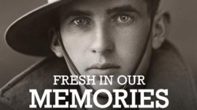 """Anger ... the Woolworthts site is titled """"Fresh In Our Memories"""", which bears a strong similarity to the supermarket's slogan """"The Fresh Food People""""."""