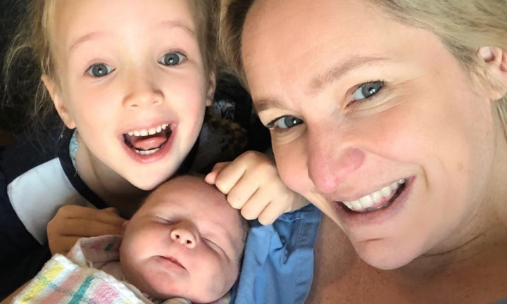 Fifi Box explains how Trixie named her new baby