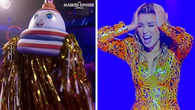 All of the new clues on The Masked Singer Australia