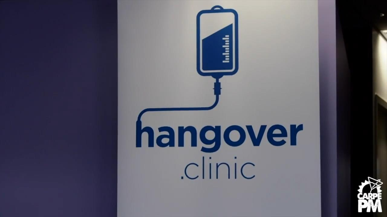 The inspiration behind the Hangover Clinic in Surry Hills