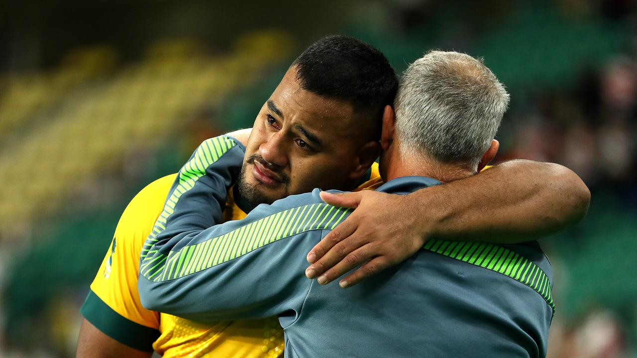 Tongan Thor could be benched as Wallabies return to scene of WC woe two years on