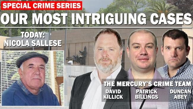 The <i>Mercury</i>'s crime team takes a look at some of the state's most intriguing court cases.