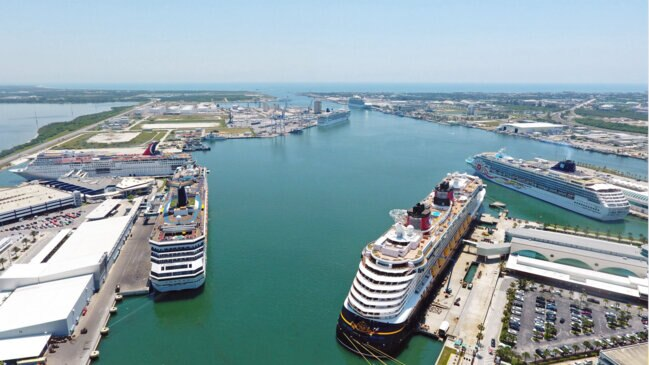 Amid Cruise Industry Shutdown Ports Left in Limbo Ask for Bailout