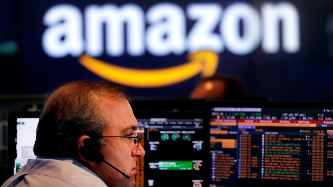 Amazon becomes second company to be valued at $US1 trillion