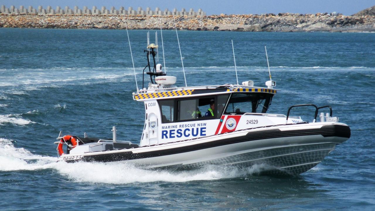Picture: Facebook /Marine Rescue NSW