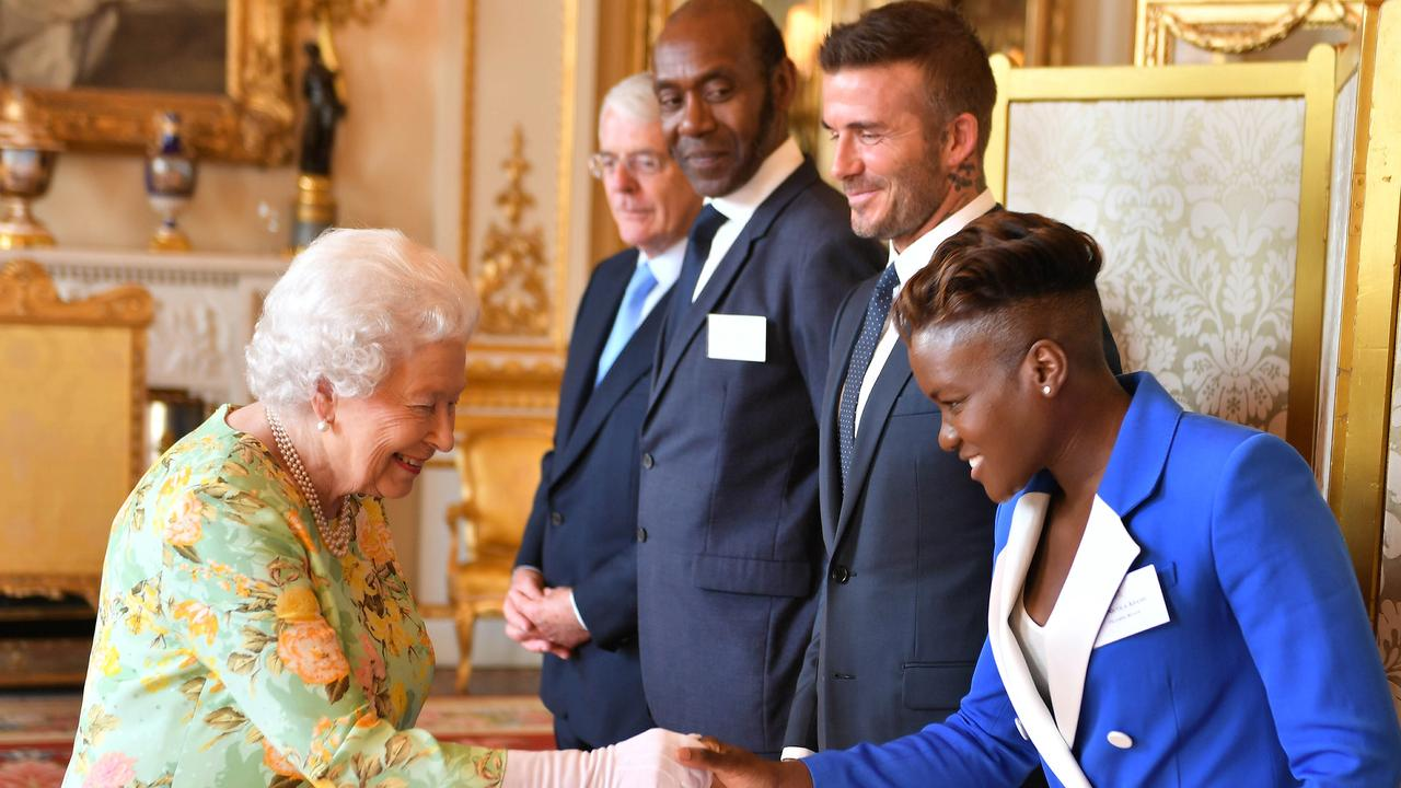 The Queen's Young Leaders Awards