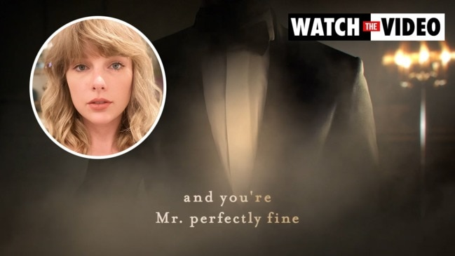Mr. Perfectly Fine - Taylor Swift