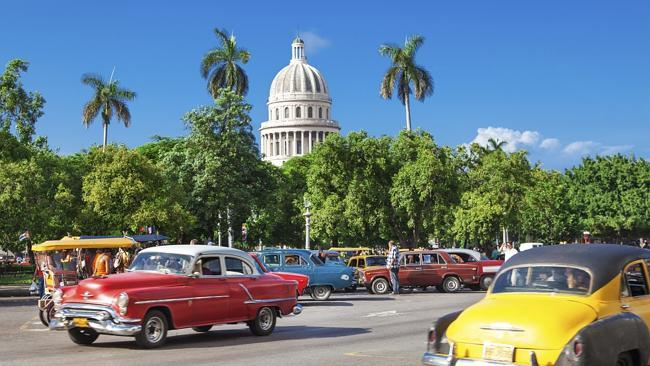 There's been a solid increase in bookings to Havana, Cuba. Picture: iStock