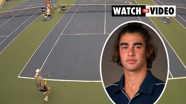 Tennis star reinventing what's possible