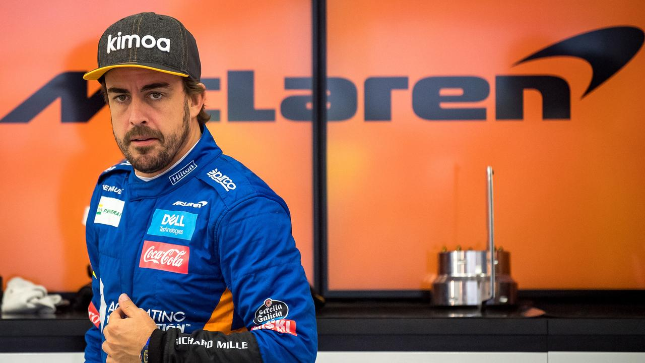 Alonso leaving F1 door 'open' as two-time world champ eyes 2021 return
