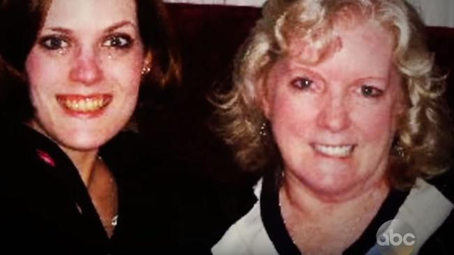 Jenelle Potter and her mother Barbara. Picture: ABC