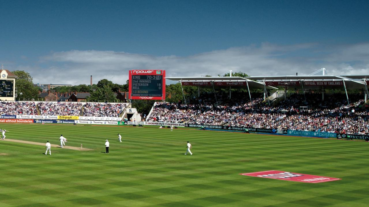 Since 2014, no player has taken more wickets at Edgbaston (pictured) for England in white-ball cricket than Rashid.