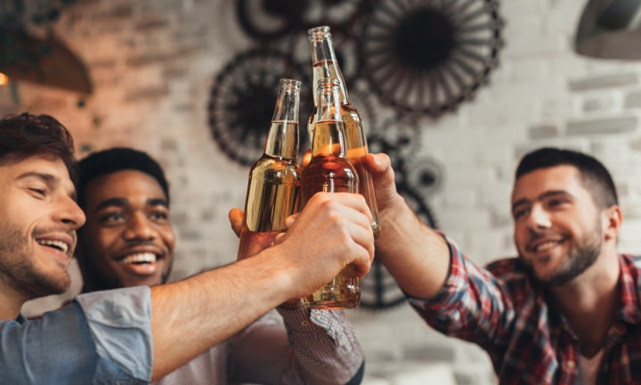 Study: Men should stop drinking before they conceive