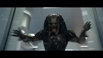 The Predator (2018) trailer