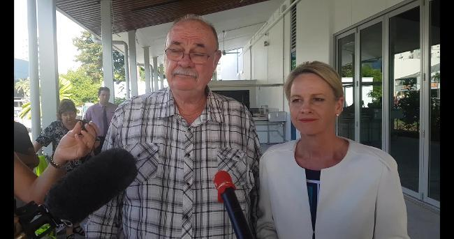 Warren Entsch 'looking forward' to Liberal Party meeting to debate gay marriage
