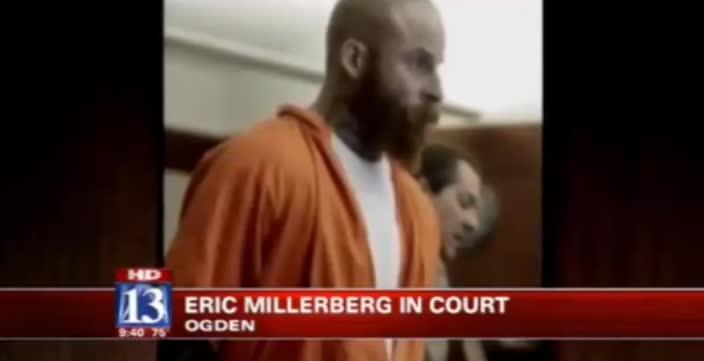 Eric Millerberg appears in court on murder charges