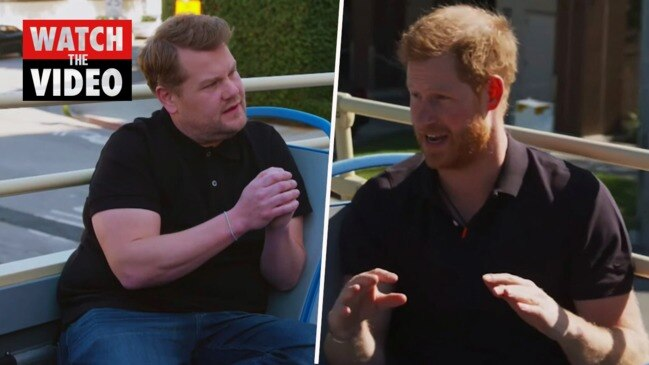 Prince Harry stepped back because UK press was 'destroying' his mental health