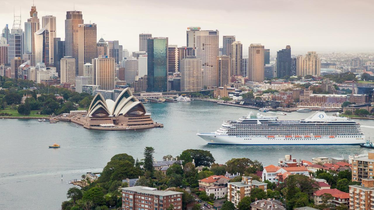 The 180-day cruise line will stop at 96 ports. Picture: Supplied