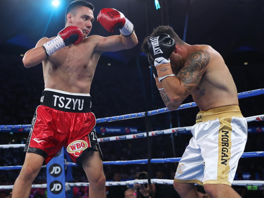 Tszyu insists he doesn't need another preparation fight.