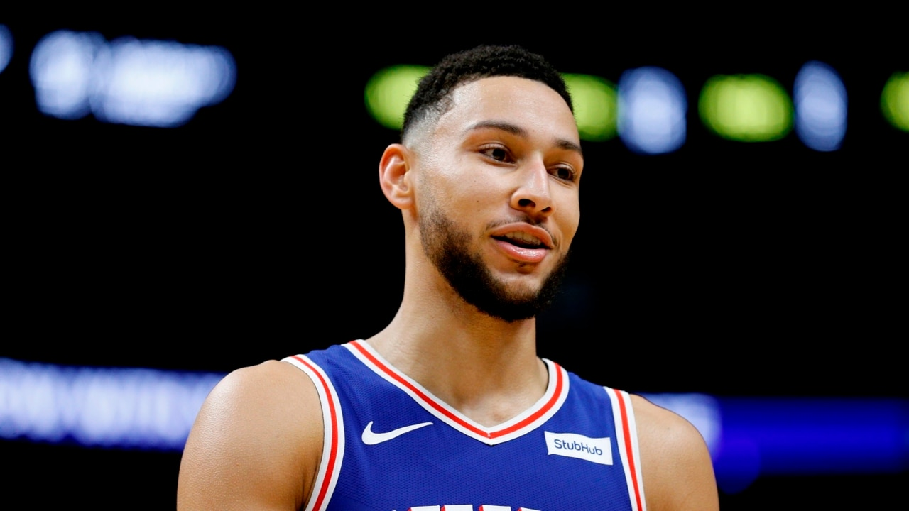 Ben Simmons has withdrawn from the 2021 Tokyo Olympics