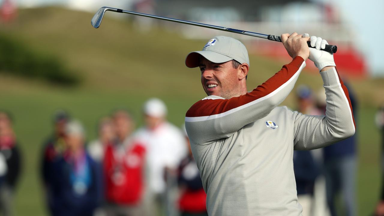 Ryder Cup LIVE: Europe chase all-time Sunday comeback as final singles clashes revealed