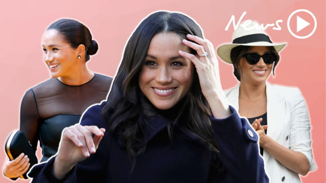 Meghan Markle knows exactly what she's doing