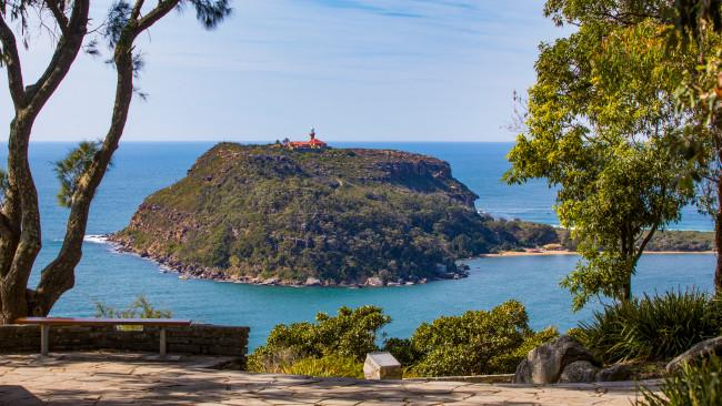 9/10 Barrenjoey Lighthouse WalkThe views along Barrenjoey Lighthouse Walk are so unbelievable, it's hard to fathom that you're only an hour away from Sydney's CBD. Barrenjoey Lighthouse is set 91m above sea level at Sydney's famous Palm Beach, which also happens to be where they film Home and Away. It's no wonder they chose this spot with its unforgettable views of Broken Bay, Ku-ring-gai Chase National Park and the Central Coast. It's a short but steep walk to the very top but what awaits you at the end is well worth it. The walk starts at the carpark on Station Beach and you can either take the Barrenjoey Lighthouse Walk to the top or, if you're after a harder workout try the Smuggler's Track. Picture: Destination NSW