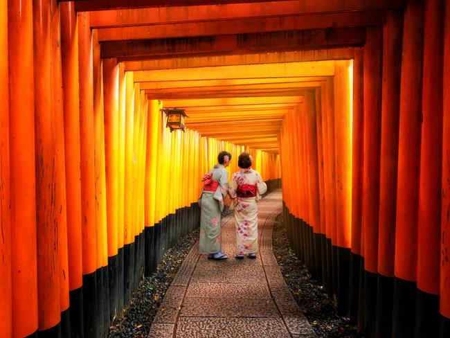 "​EXPERT TRAVEL PREDICTION FOR 2020 ""Japan will see more traveller interest than ever before. 2019's Rugby World Cup and the upcoming Olympics, mean travellers are discovering a captivating destination, with endless beauty and a fascinating culture. It's is the perfect place to visit and is the hot place for 2020.""— Brendan Cooper, Head of Travel, Inspiring Vacations    Check out more of the hottest destinations and travel trends in Escape's Best for 2020 series."