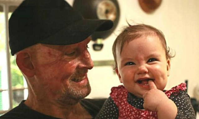 Matt and daughter