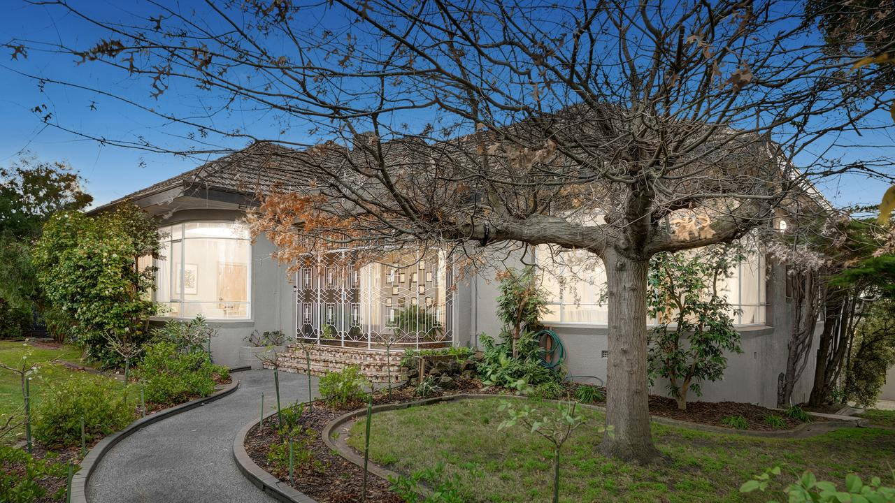 1 Dunlop Ave, Kew, is on the market for the first time in 66 years.