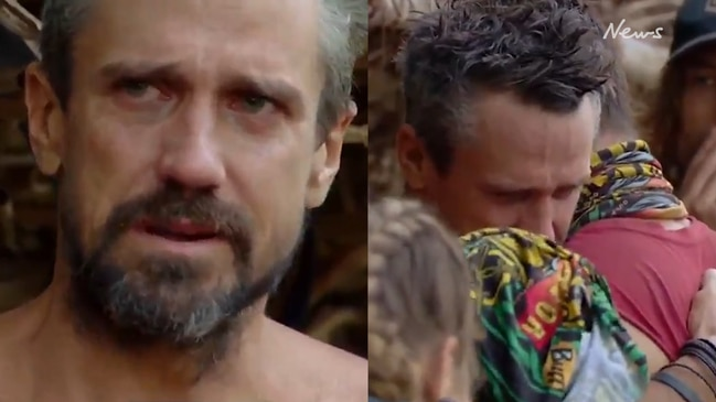 Survivor star Lee makes a shock exit from the show (Channel 10)