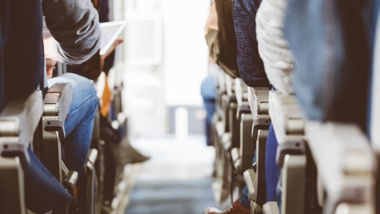 Top tips for dealing with annoying fellow passengers.