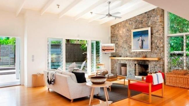 Inside the house at 5 Allambi Rise, Noosa Heads, has sold for $11.2m.