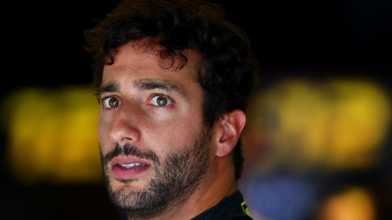Daniel Ricciardo will take a pay cut to help Renault through the coronavirus pandemic but talks about his future are already complicated.