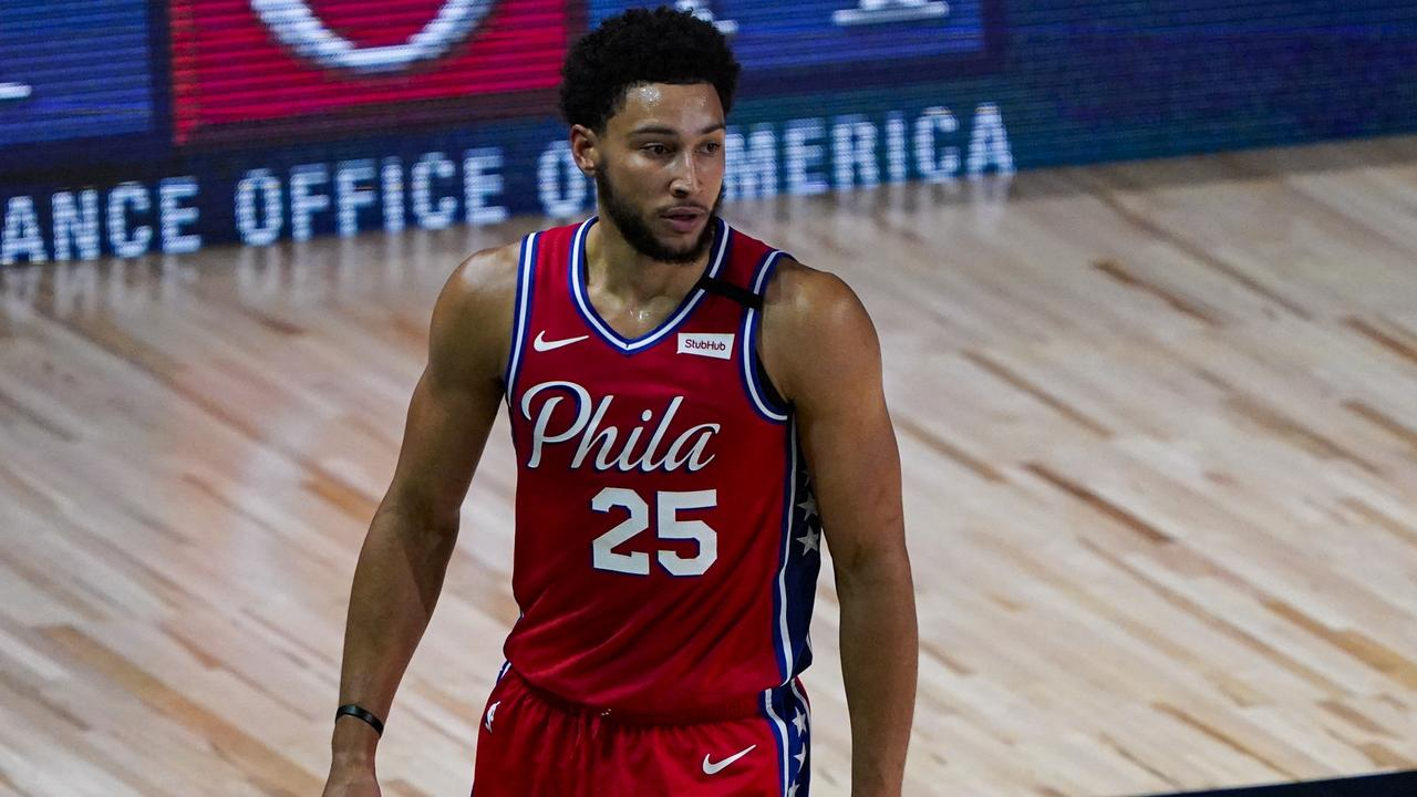 Ben Simmons is expected to miss the rest of the season.