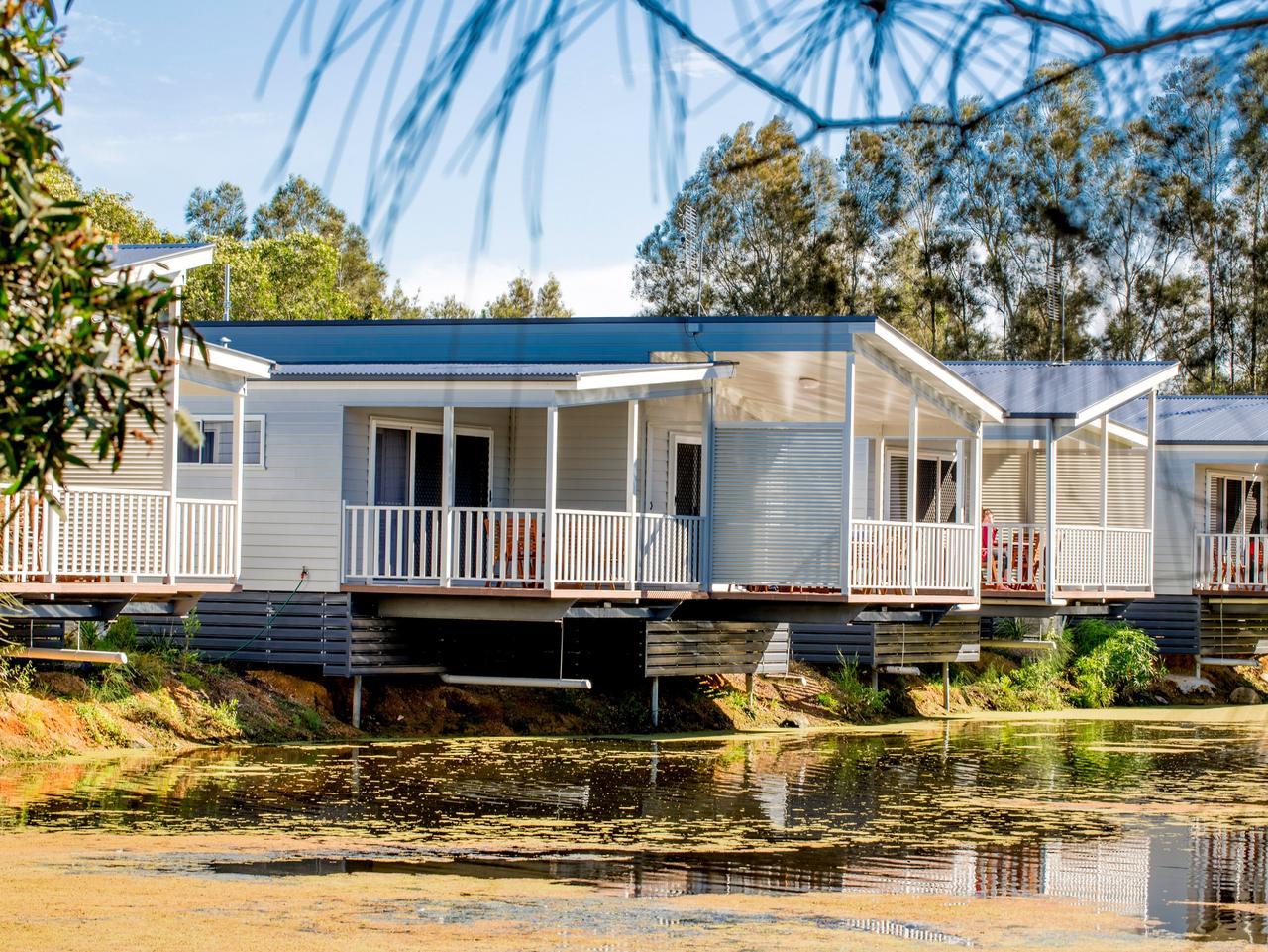 Best caravan parks Australia: Discovery Parks, glamping | escape