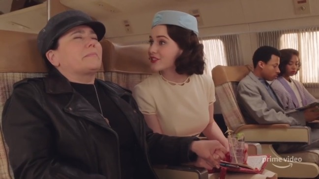 Marvelous Mrs Maisel season three trailer