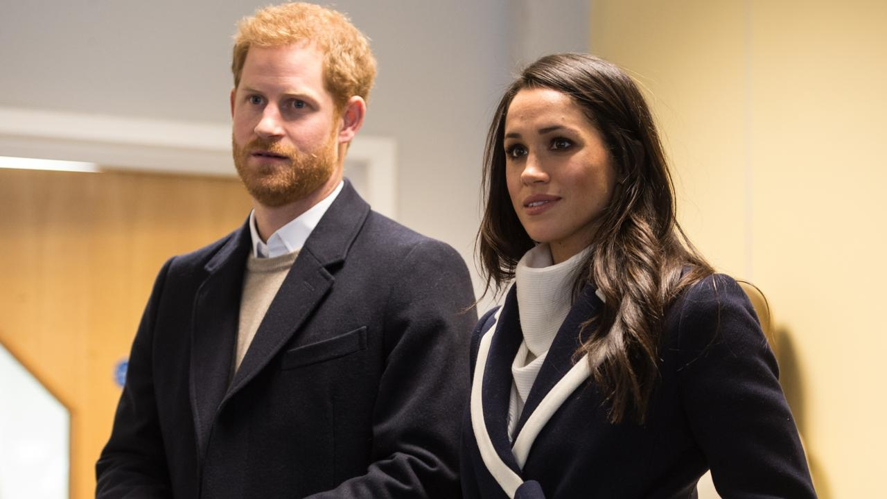 The new book fails to explain whether Prince Harry and Meghan Markle have learned from their own missteps. Picture: Oli Scarff/WPA Pool/Getty Images