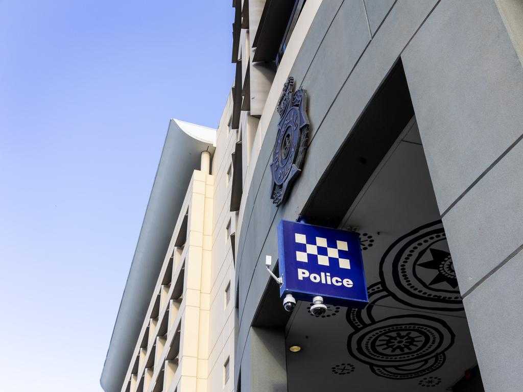 The Crime and Corruption Commission has not recommended criminal action as a result of the findings, but Queensland Police have taken disciplinary action. Picture: NCA NewsWire / Sarah Marshall