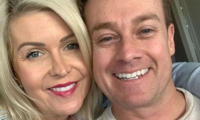 Grant Denyer on unlikely romance with wife Chezzi