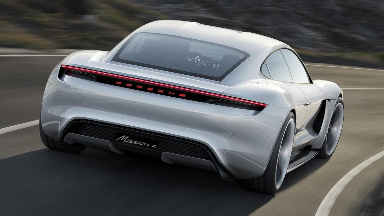 Don Meji would love a Porsche Taycan.