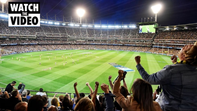 Crowds at the footy and back to work - all the restriction changes for Victoria