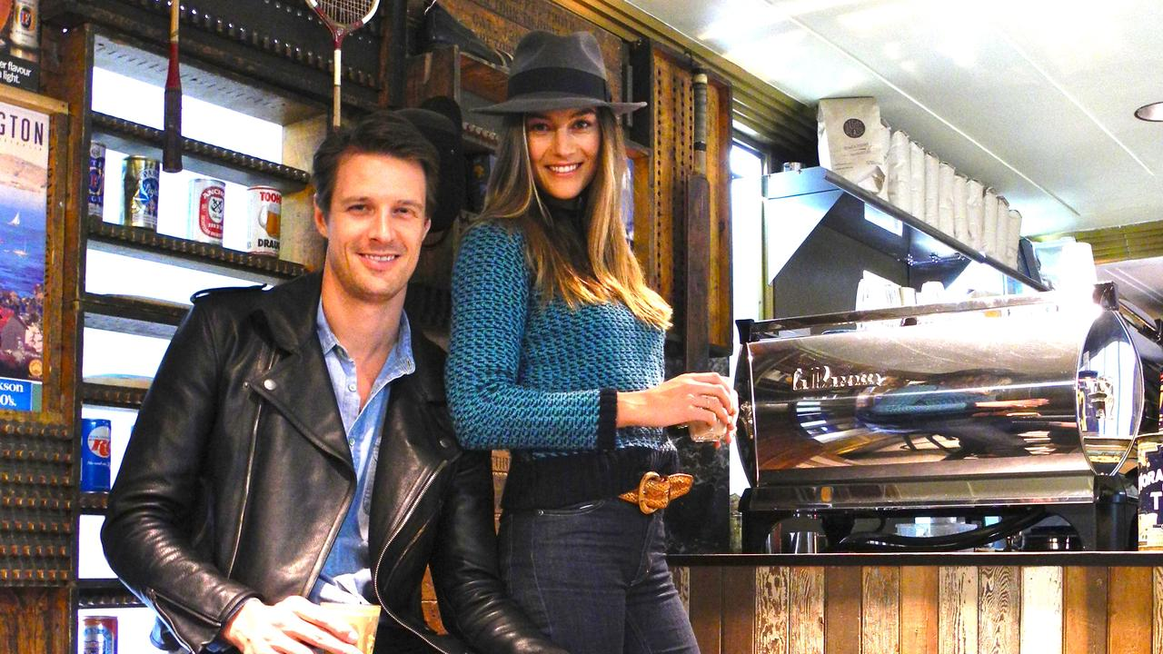 Nicholas Stone has one of NY's most popular Aussie cafes.