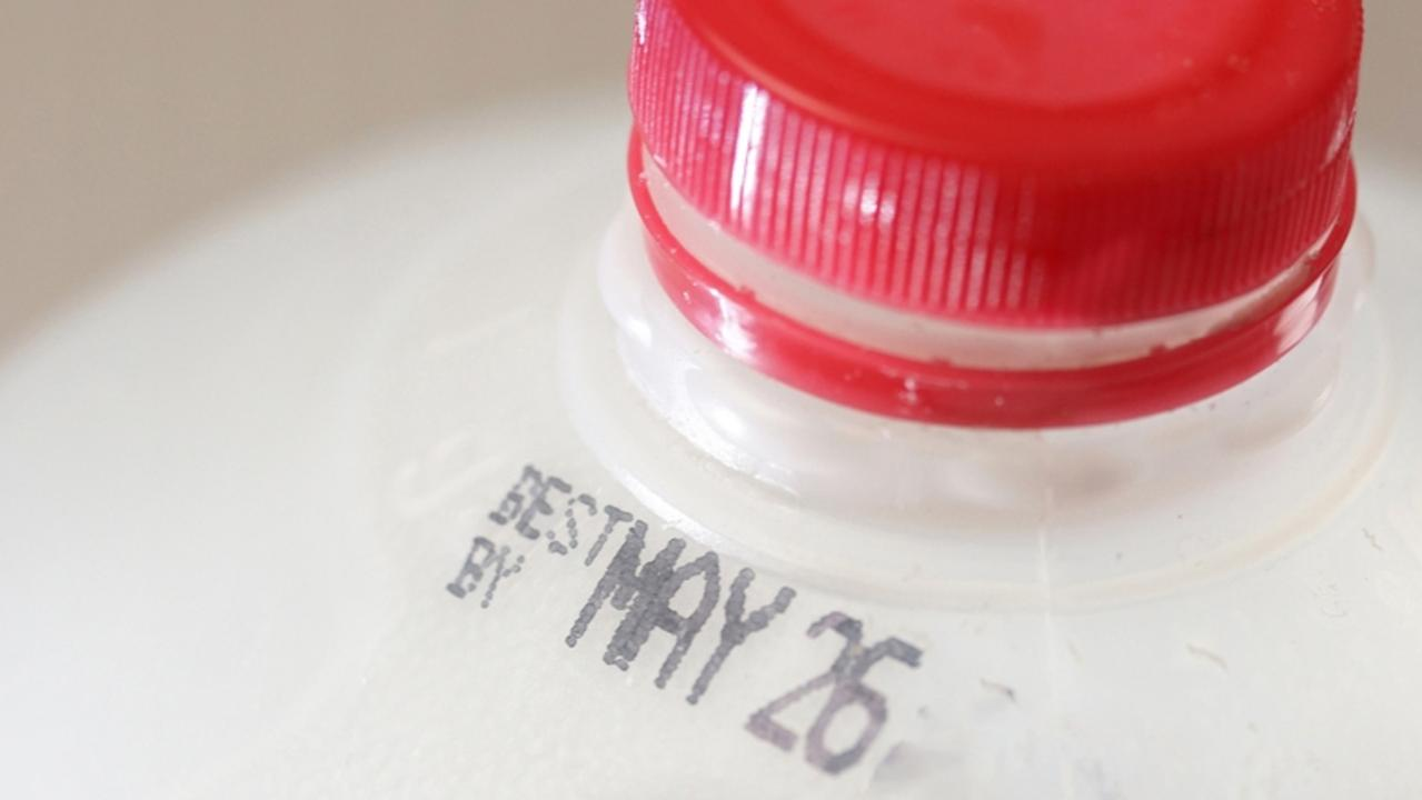 It could be the expiry date for the best-before date.