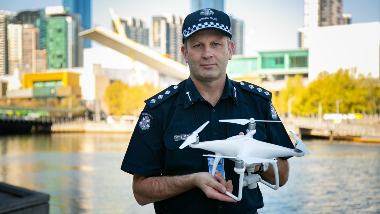 Victoria Police to use drones to watch over Melbourne crowds