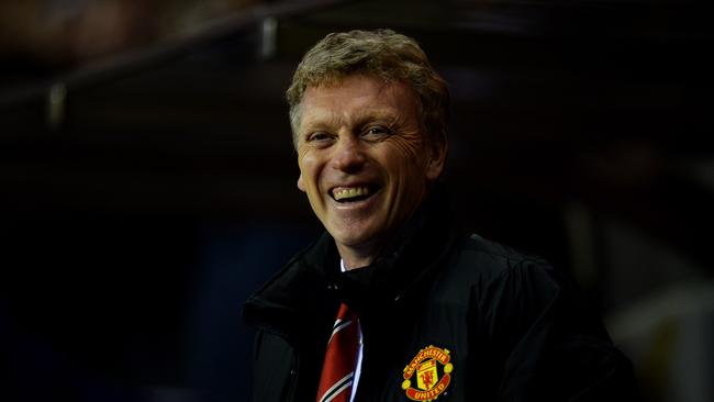 David Moyes started the season better for United and he lasted just nine months.
