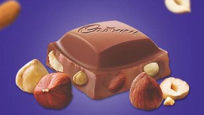 People who appreciate quality love hazelnut chocolate, according to Cadbury.