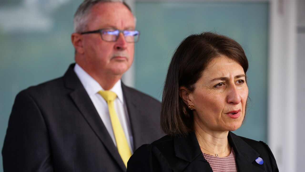 Berejiklian calls for greater vaccine rollout information from federal government